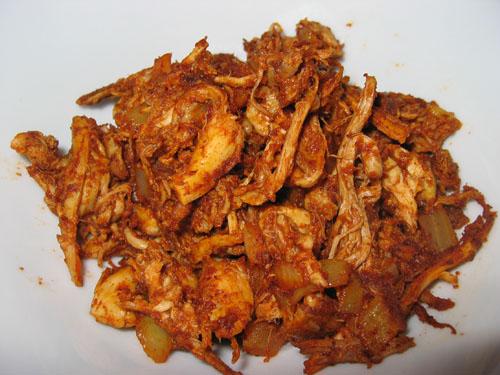 Chicken Chaat