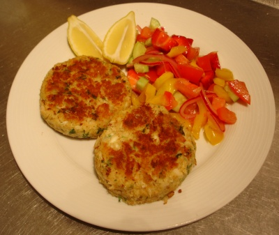 Fish Patties