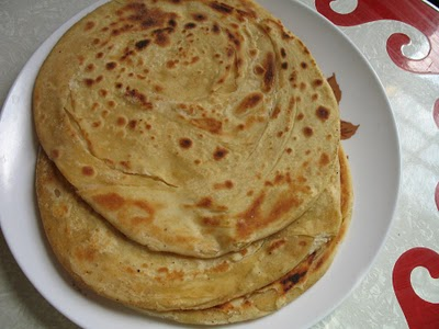 Indian Bread Recipe