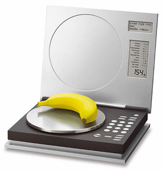 Salter Nutritional Scale – Digital Nutritional Scale