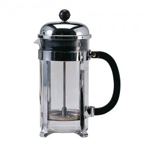 Stainless Steel French Coffee Press