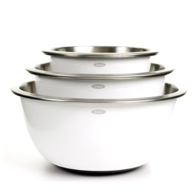 Stainless Steel Mixing Bowls by Oxo