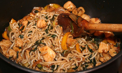 Stir Fry Noodle Recipe