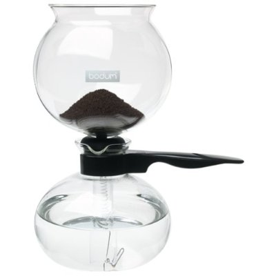 Glass Vacuum Coffee Maker – Bodum Vacuum Coffee Maker