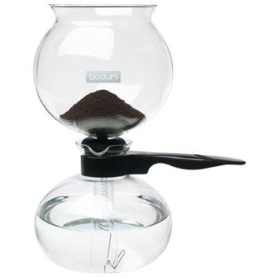 Glass Vacuum Coffee Maker – Bodum Vacuum Coffee Maker