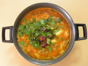 Lentils Curry