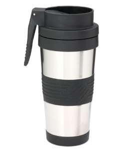 Travel Thermos Mug - Insulated travel mug