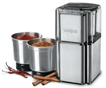 Electric Spice Grinder Commercial Grade by Waring