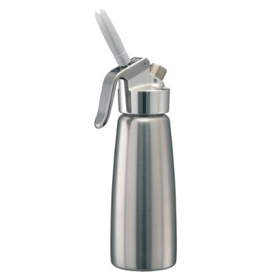 iSi whipped cream dispenser - cream whippers