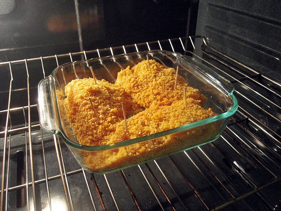 Chicken Breast with Cheese