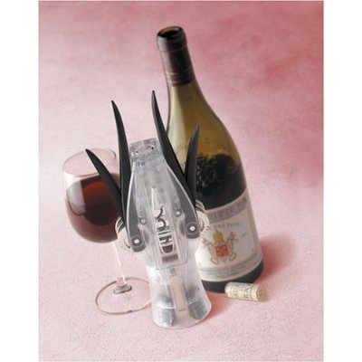 Vacu Vin Corkscrew – WineMaster Corkscrew Wine Opener