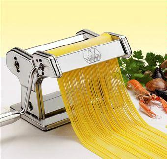 Atlas Pasta Maker – Stainless Steel Pasta Machine