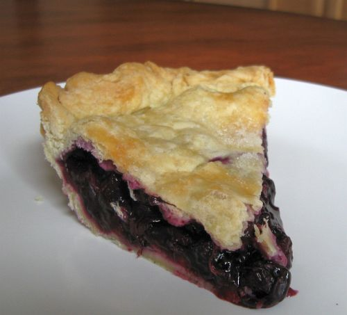 Blueberry Pie Filling Recipe