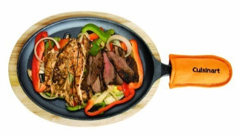 Fajita Skillet Set – Cuisinart Fajita Set