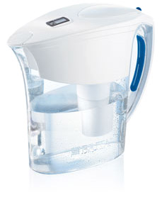 Brita Slim Pitcher With Electronic Filter Change Indicator