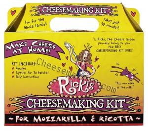 Best Cheese Making Kit – 30 Minute Cheese Kit