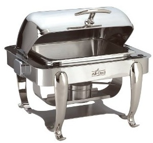 All-Clad rectangular chafing dish
