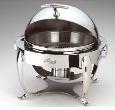 All-Clad round chafing dish