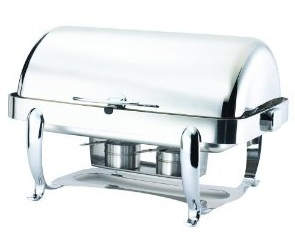 Browne Halco Octave Roll Top Chafing Dishes