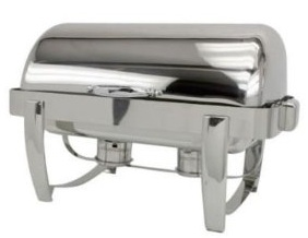 Classic Oblong Chafing Dishes with Magnetic heater