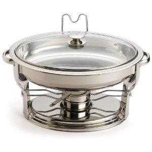 Paderno Oval Chafing Dish 3.5L