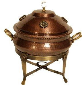 Round Chafing Dish – Bestselling Commercial Chafing Dish