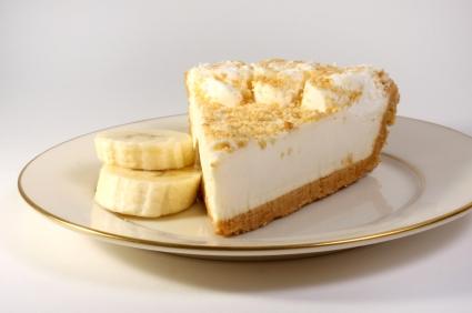 Banana Pie Recipe