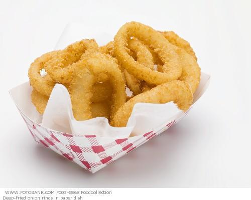 Fried Onion Rings