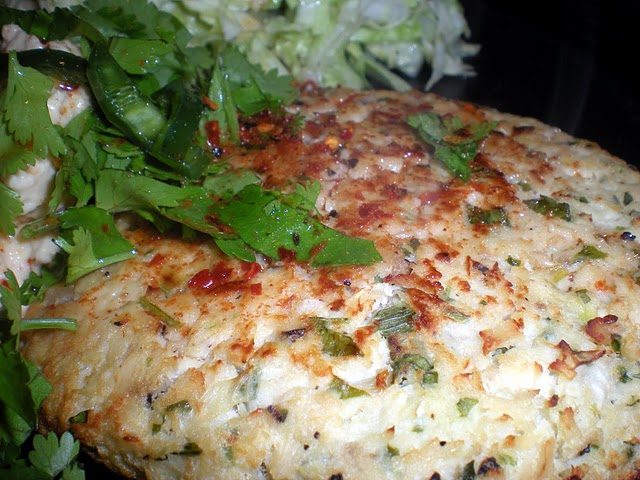 Chicken Patties Recipe