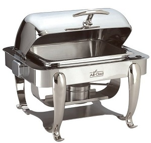 Rectangular All Clad Chafing Dish