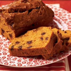 Crockpot Pumpkin Bread Recipe