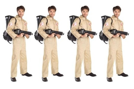 Ghost Busters Couples Costumes
