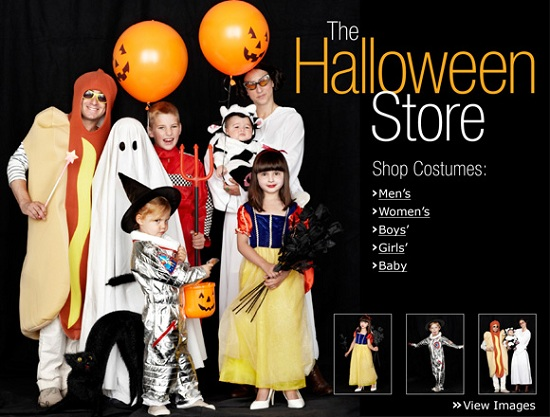 Scary Halloween Costumes For Men, Women and Kids