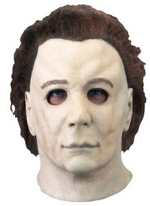 Mike Myers Halloween Mask by Don Post Studios – One Size Fits All