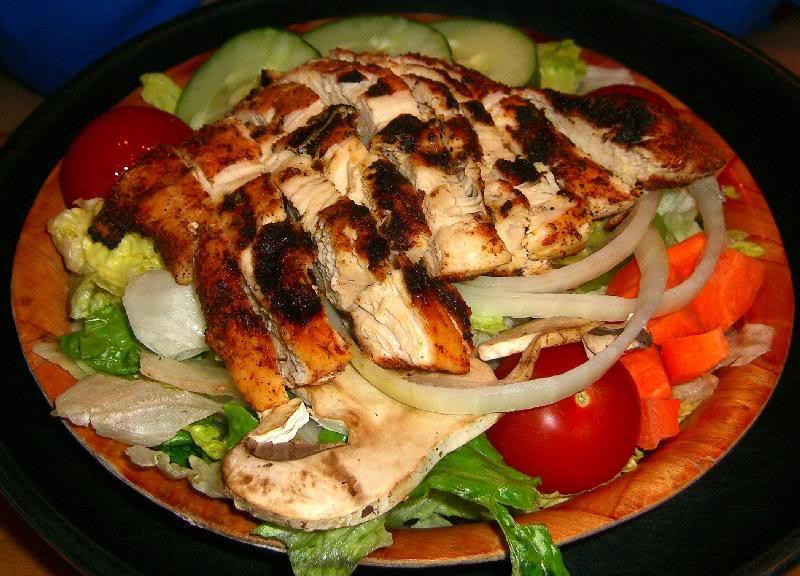 Blackened Chicken Recipe – Applebee's Recipes [Copycat]