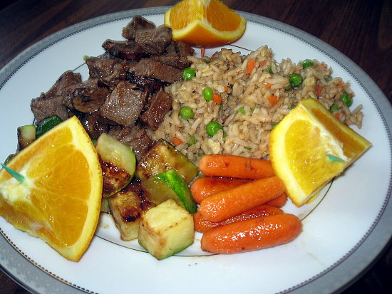 Hibachi Steak – Benihana Recipes [Copycat]