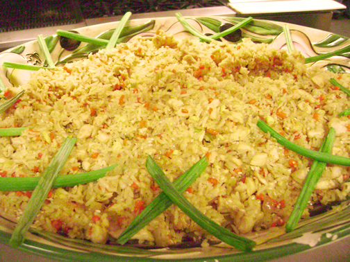 Japanese Fried Rice – Benihana Recipes [Copycat]