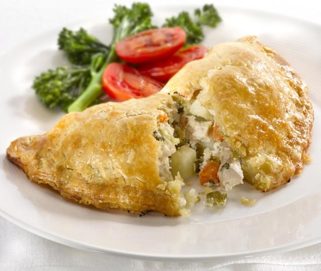 Chicken Pasty