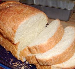Recipe for Egg Bread