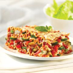 Recipe for Vegetable Lasagna