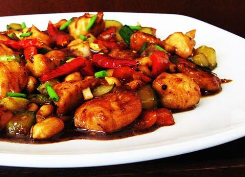 Kung Pao Chicken – Panda Express Recipes [Copycat]