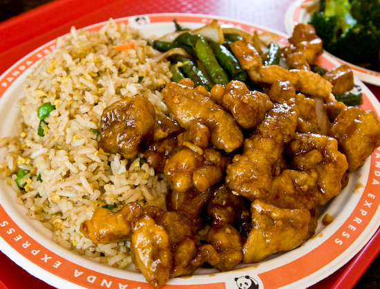 Panda Express Orange Chicken – Panda Express Recipes [Copycat]