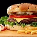 Gourmet Kitchen Burger