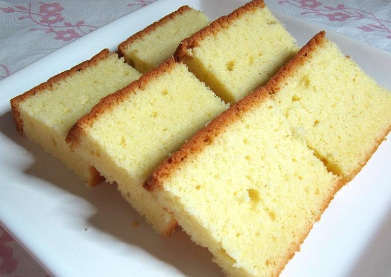 Butter Cake Recipe – Kentucky Butter Cake