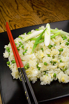Recipe For Egg Fried Rice
