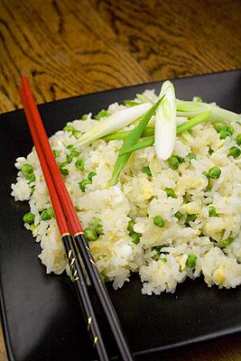 Recipe For Egg Fried Rice
