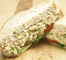 Tuna Sandwich Recipe