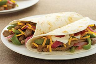 Beef Fajitas Recipe