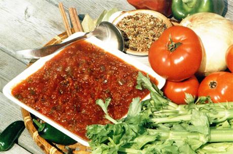 Recipe For Chili Sauce
