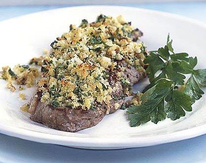 Mustard Steaks